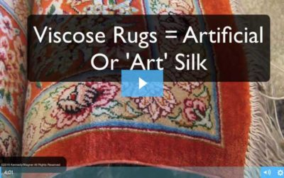 Viscose Rugs – Artificial or Art Silk