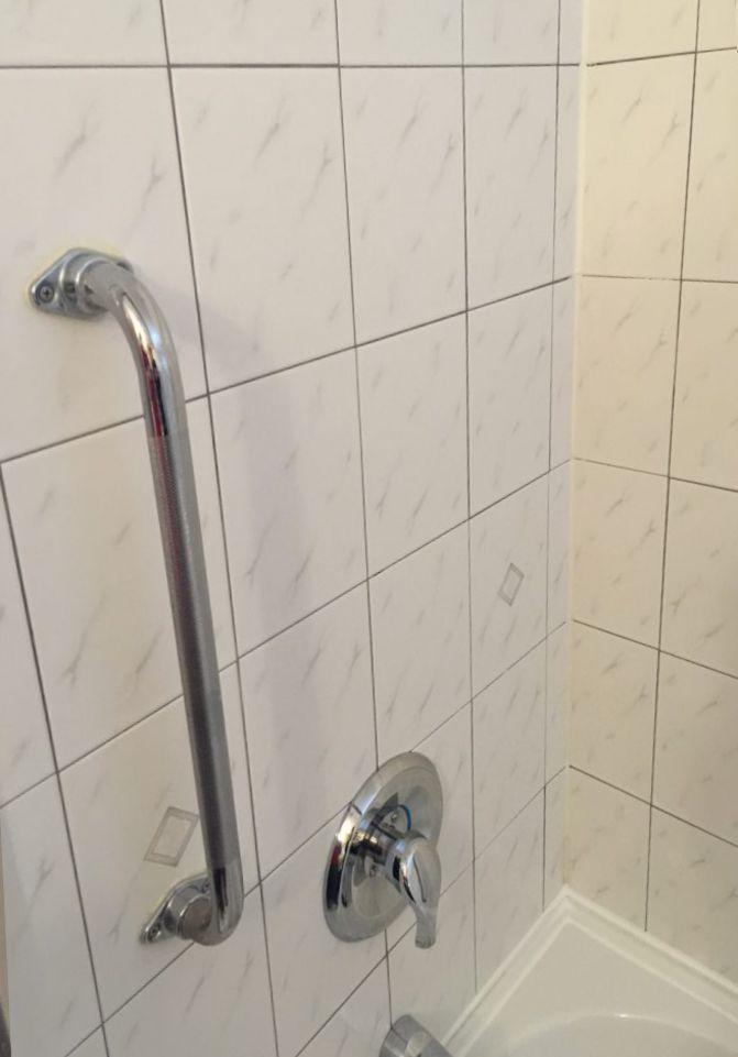 Bathroom Tub After