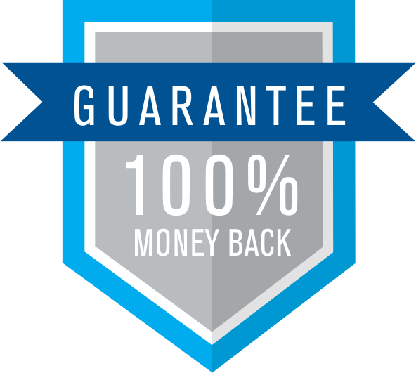The Stain Expert Guarantee Logo
